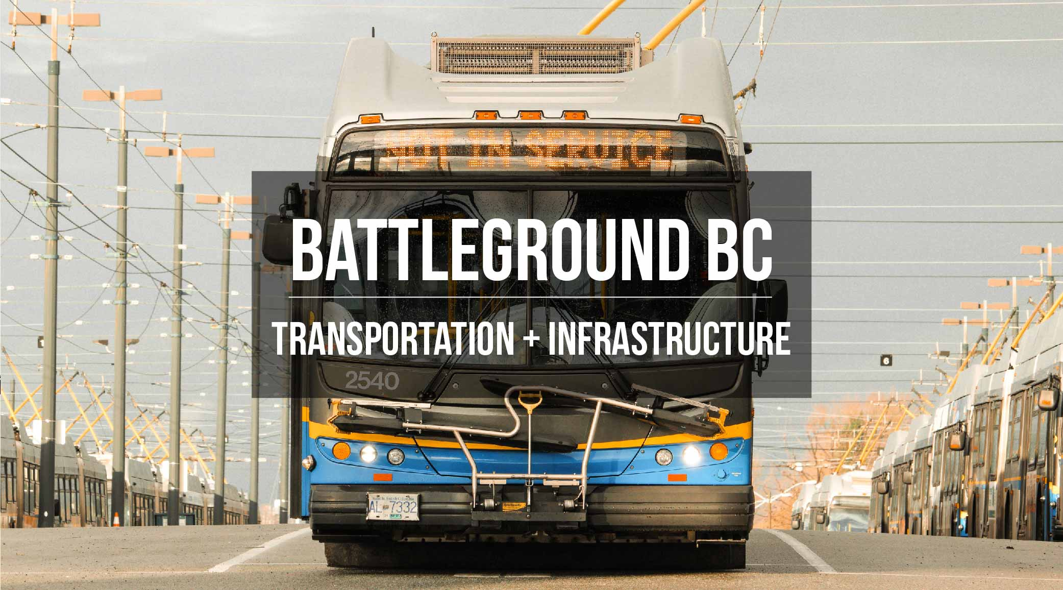BC Election 2017: Your quick guide to transportation and infrastructure