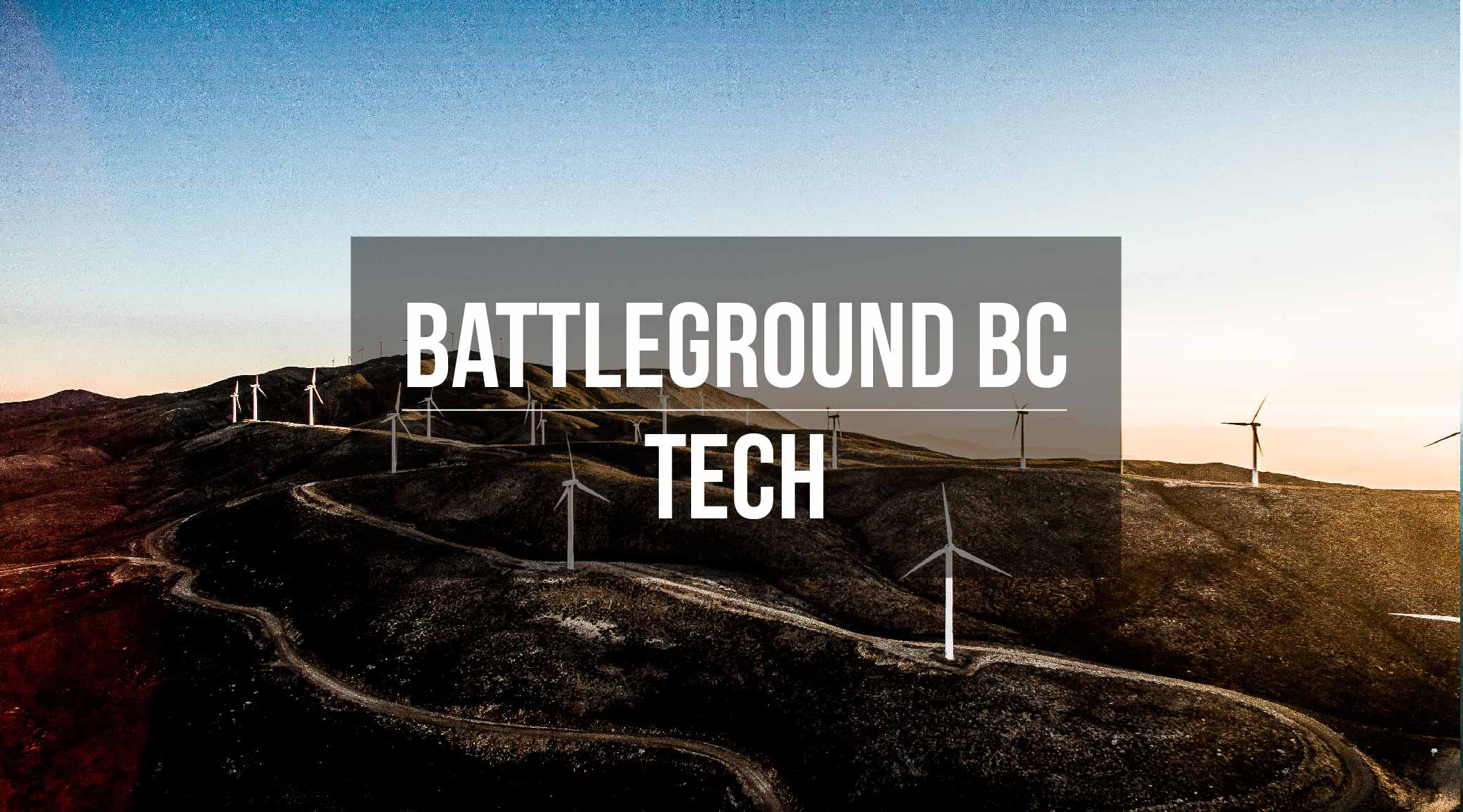 BC Election 2017: Your quick guide to technology