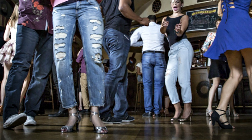 A free salsa dancing festival is happening in Montreal this May