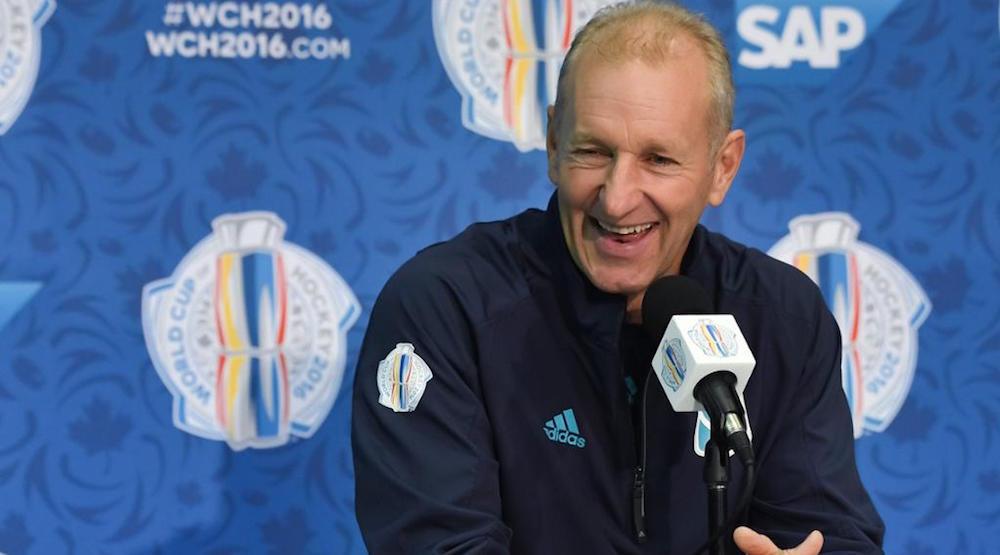 Report: Canucks interested in former Oilers coach Ralph Krueger