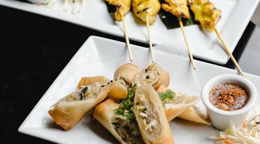 Happy hour menu launches at Urban Thai Bistro in Yaletown