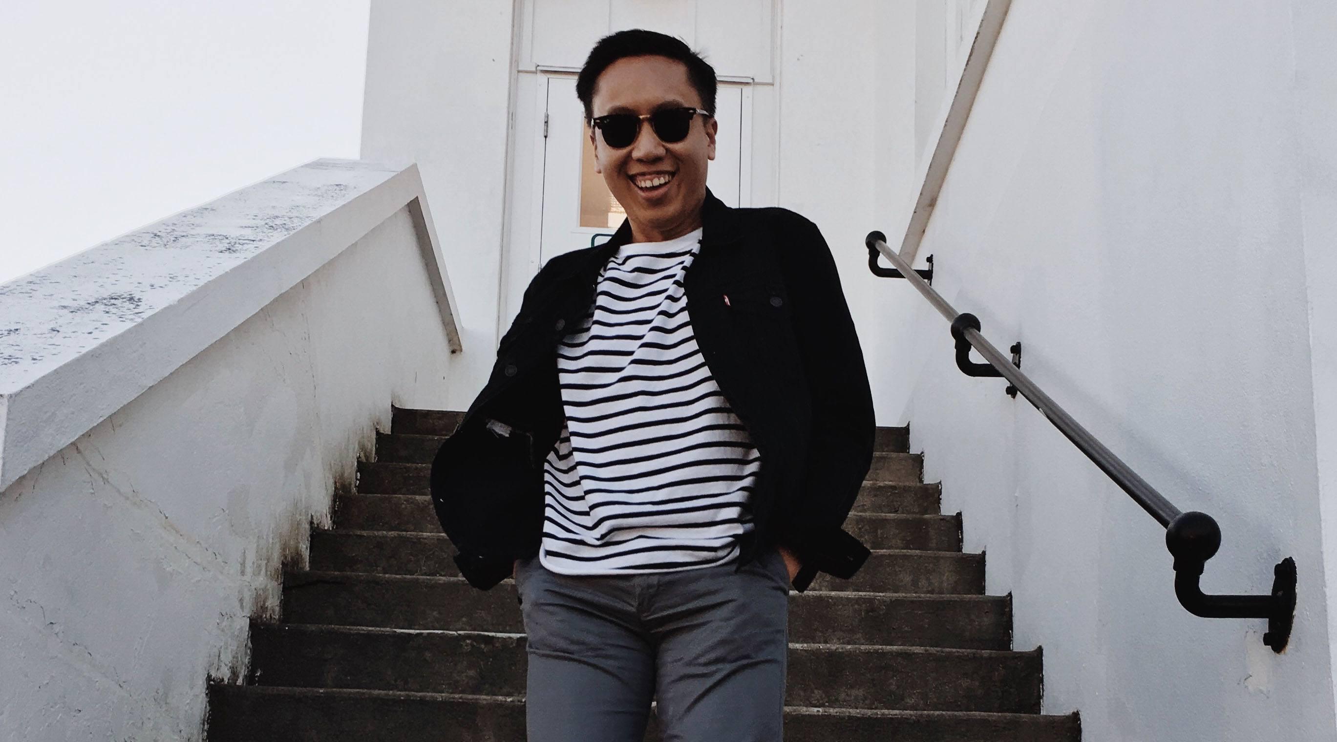 Young voter Kelvin Tayag (Kelvin Tayag)
