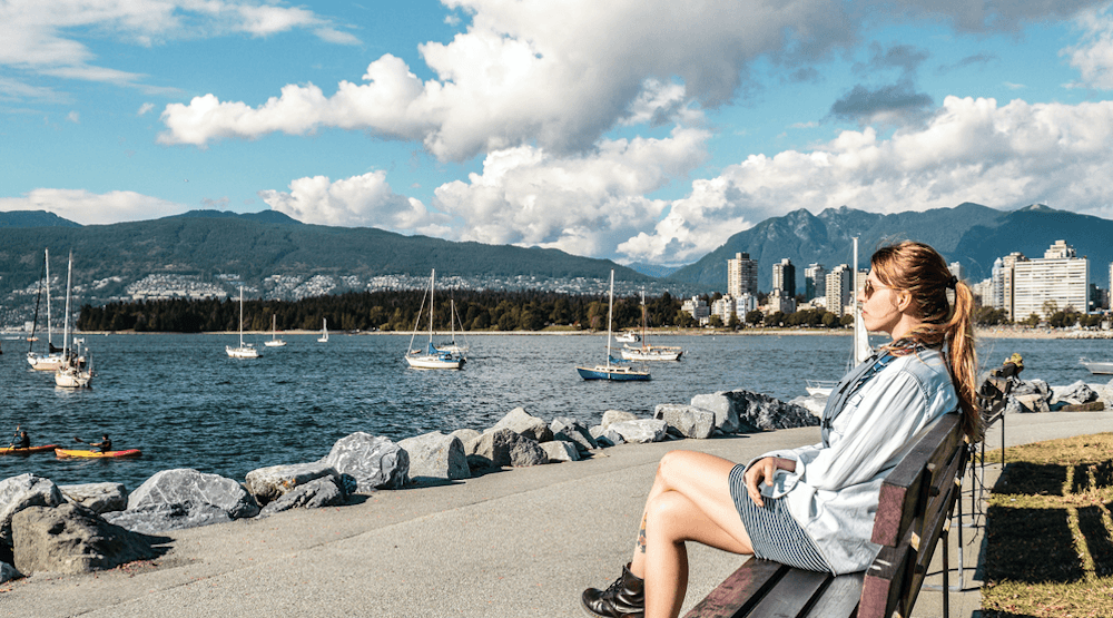 Vancouver is the 10th best city in the world to be a millennial