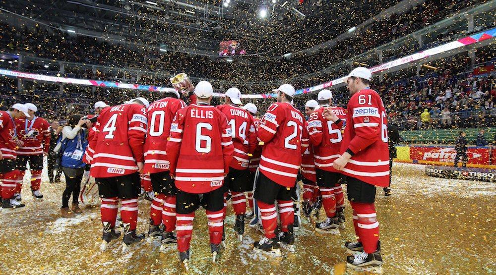 Canada world championships