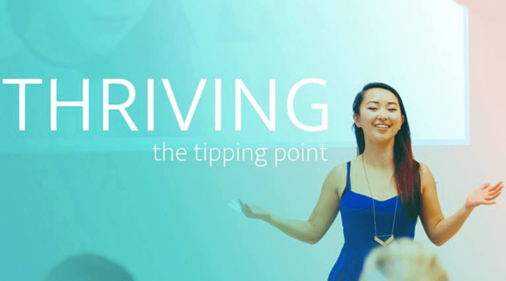 Celebrate mental health advocacy at the Tipping Point's one year anniversary