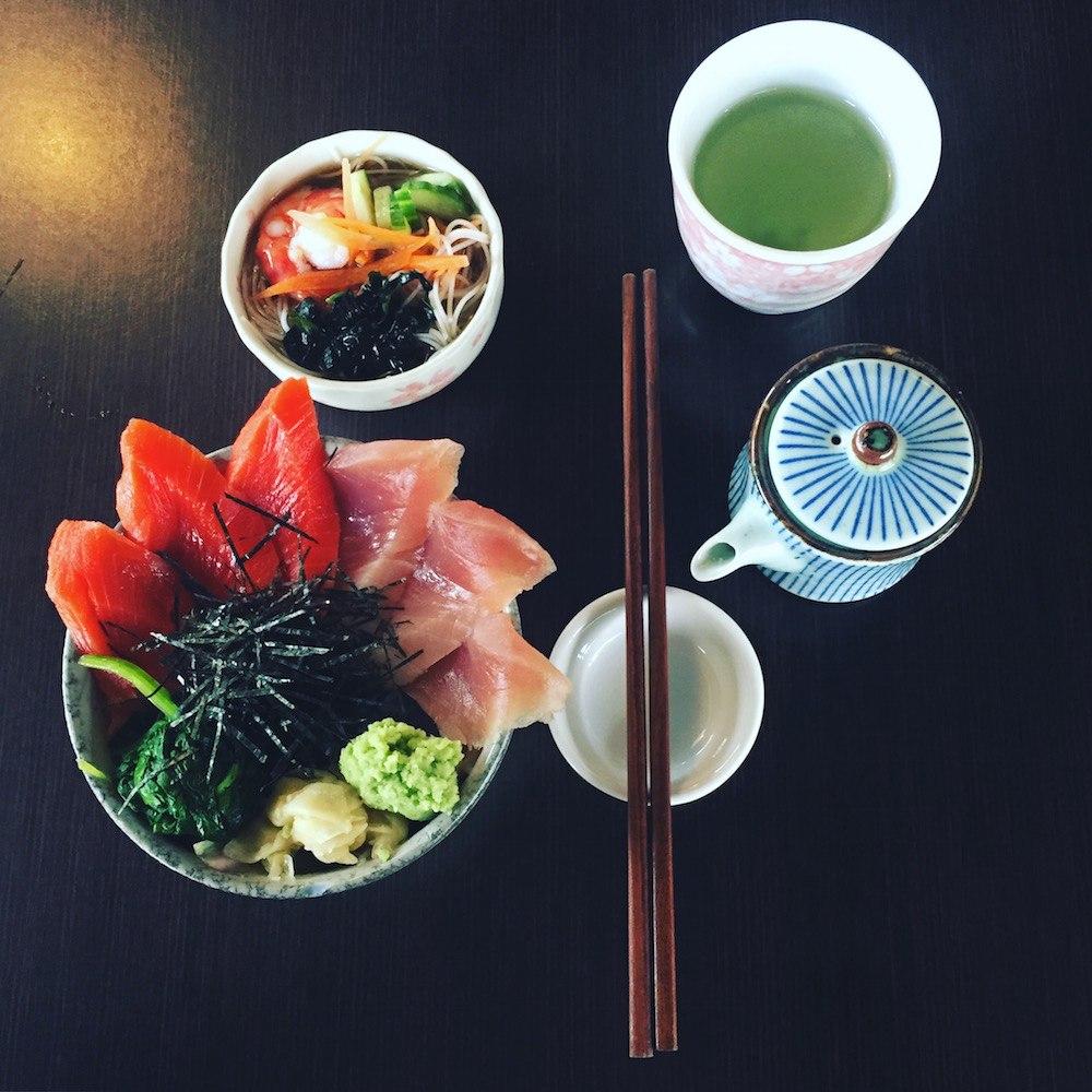 Shizen-Ya sushi Vancouver Japanese