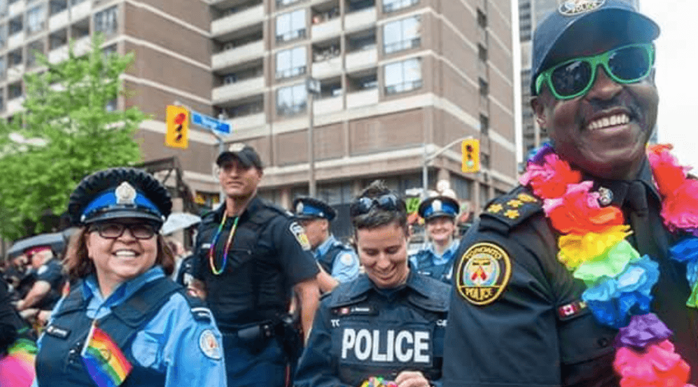 Toronto LGBTQ officers request city to stop annual funding for Pride