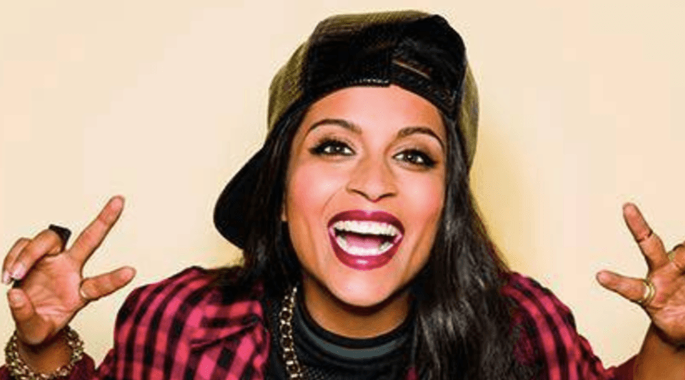YouTube star Lilly Singh is coming to Metrotown (IISuperwomanII/Facebook)