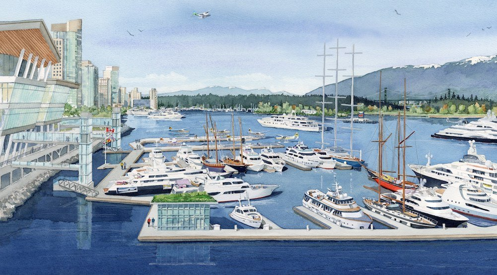 Opinion: Planned new Vancouver Convention Centre marina will destroy iconic views