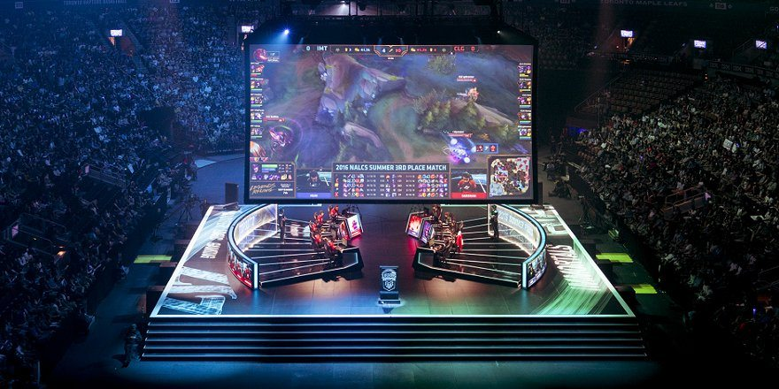 eSports fans are paying more than 2X face value for tickets to Vancouver tournament