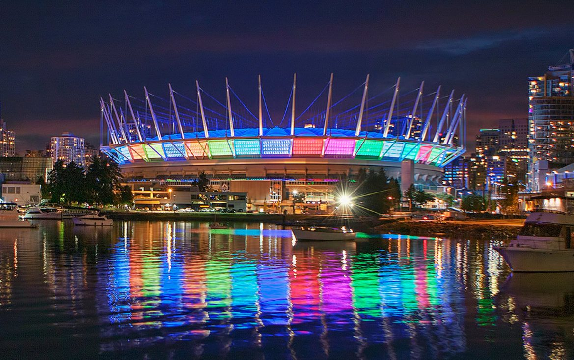 Bc Place Stadium To Disappear Behind Wall Of Towers Venture