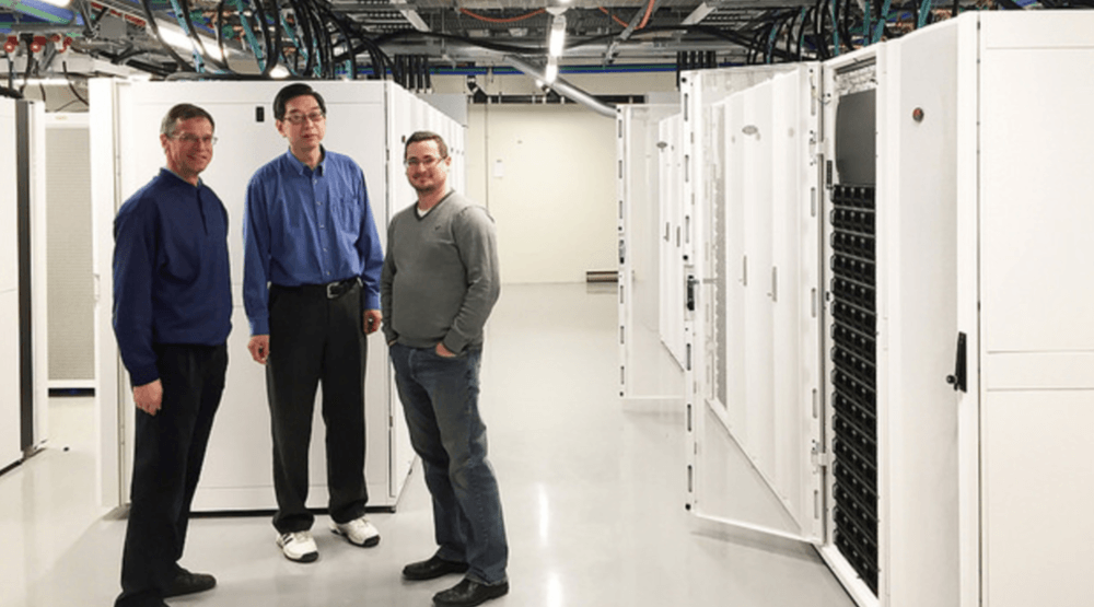 Canada's most powerful academic supercomputer launched at SFU
