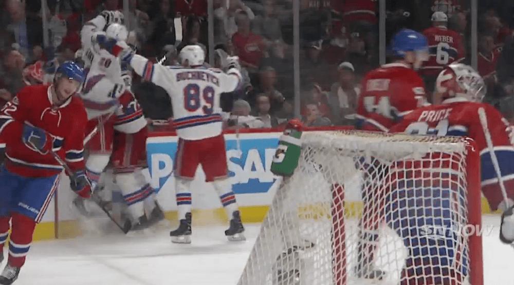 Canadiens lose overtime heartbreaker in Game 5