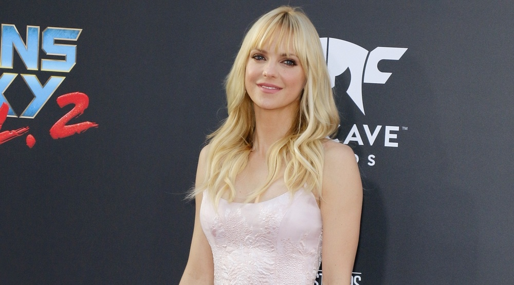 Anna Faris at the Los Angeles premiere of 'Guardians Of The Galaxy Vol. 2' held at the Dolby Theatre in Hollywood, USA on April 19, 2017