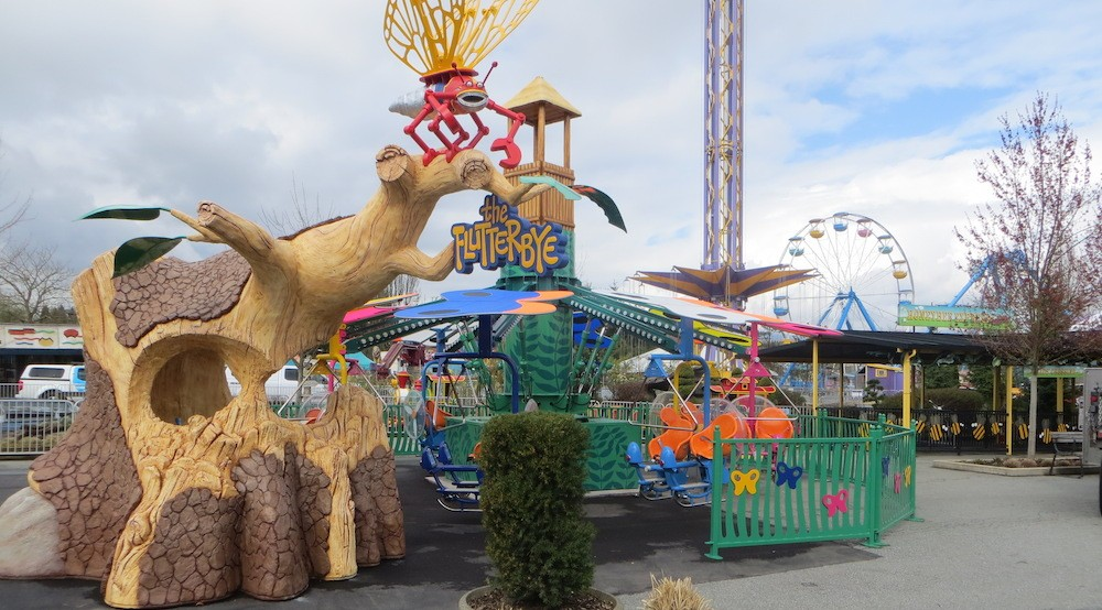 3 new rides coming to Playland this year