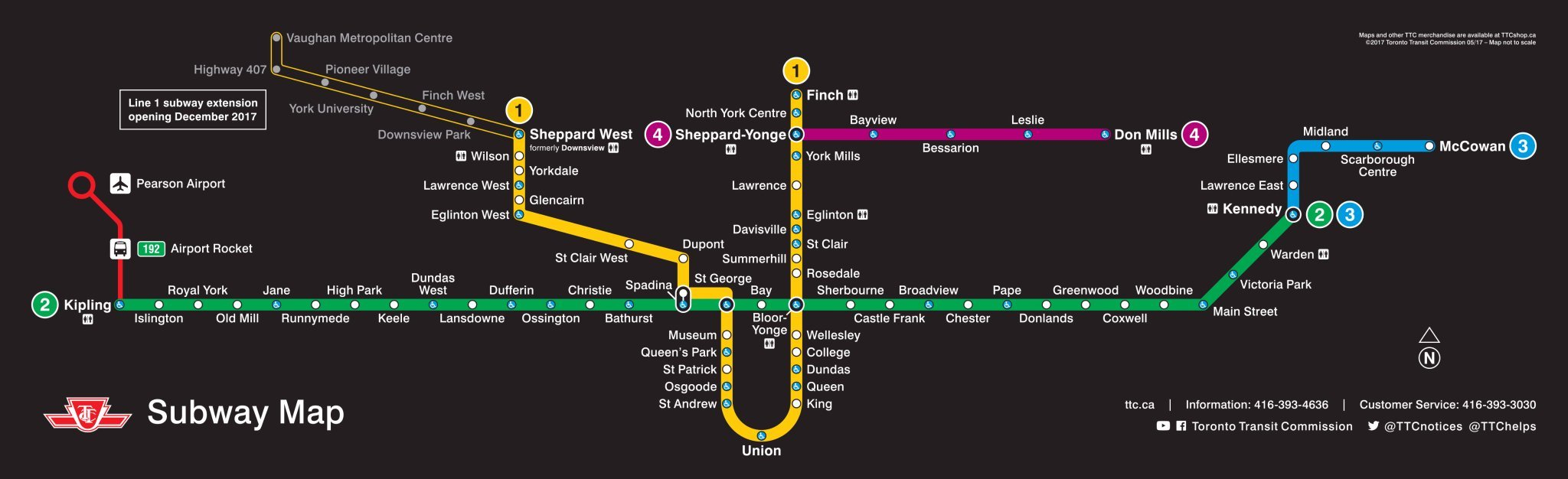 Ttc Subway Map 2025.Toronto 2025 2013 Home To Buy Page 2 City Data Forum