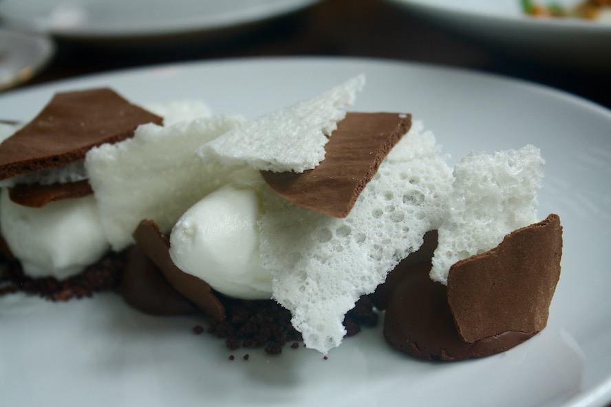 La Pentola Chocolate and Milk