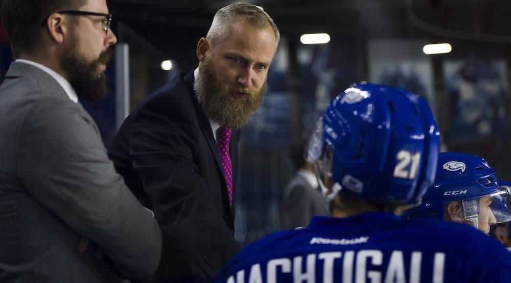 Sven Butenschon named full-time UBC men's hockey head coach
