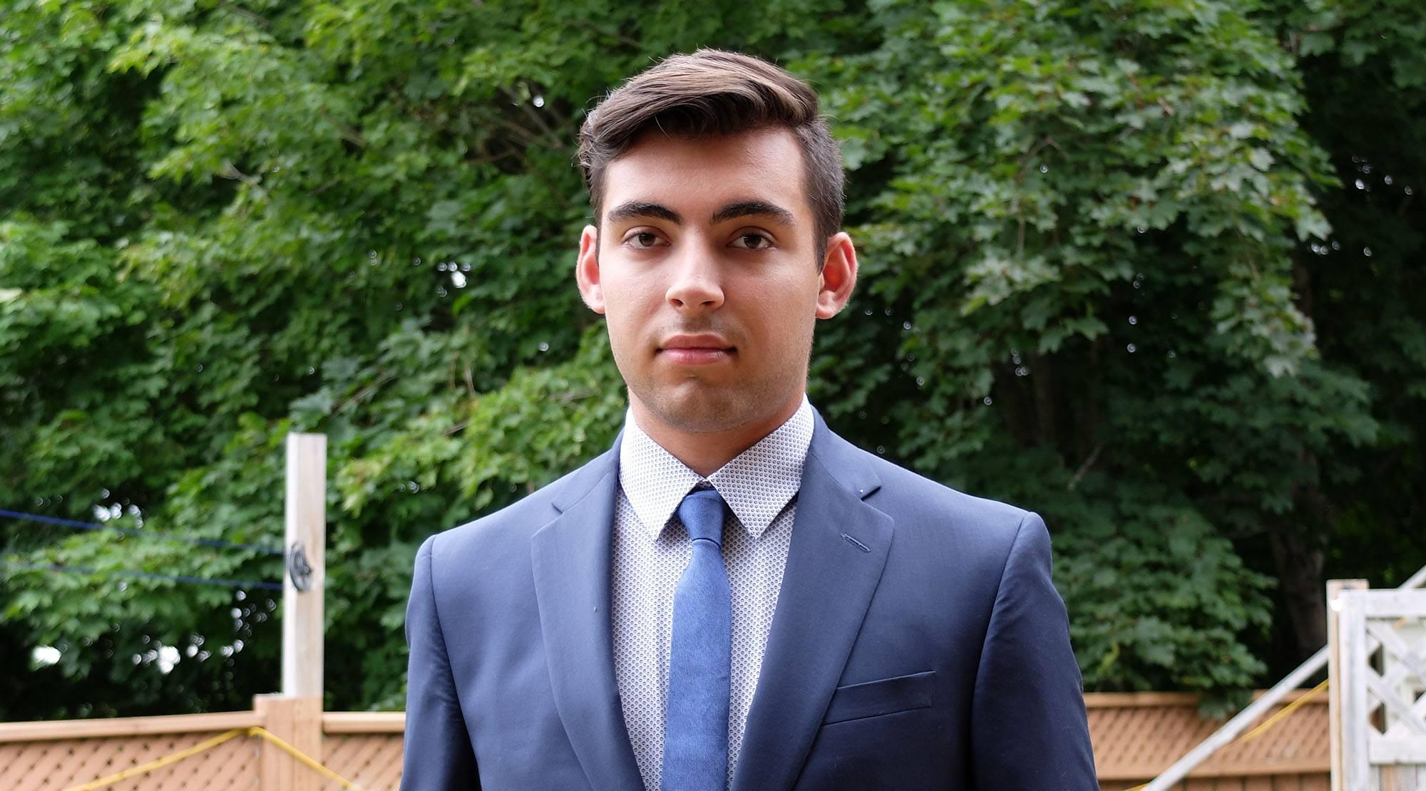 My Vote, My Future: Adam Wilson on BC Election 2017