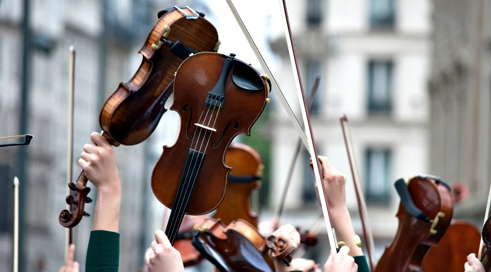 An free outdoor classical music festival is coming to Montreal
