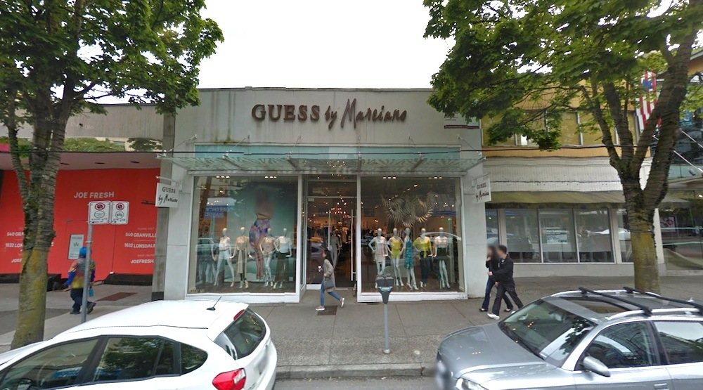 Guess stores closing