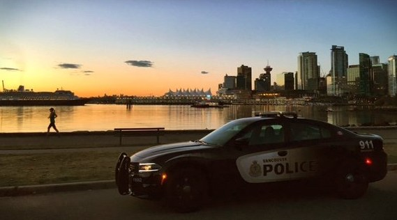 Vancouver police used this image to troll manitoba rcmp vancouver police twitter