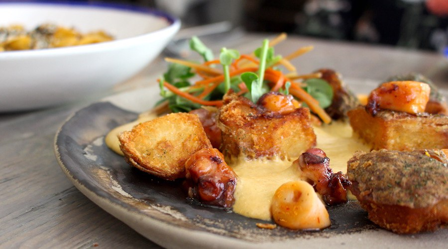 Royal Dinette's new chef rocks fresh new dishes (PHOTOS)