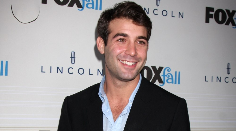 James Wolk arrives at the Fox Fall Eco-Casino Party 2010 at BOA on September 13, 2010 in W Los Angeles, CA
