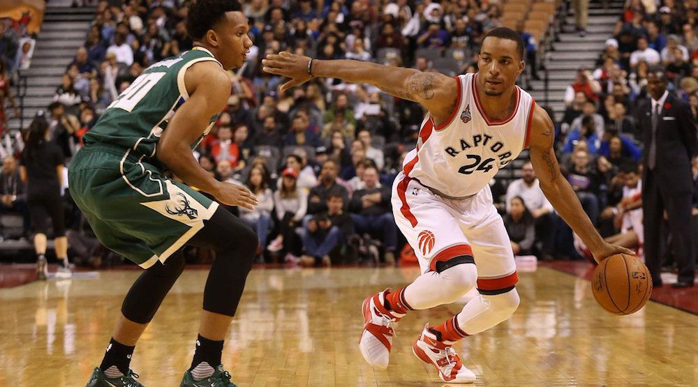 Norman Powell is the key to a long Raptors playoff run