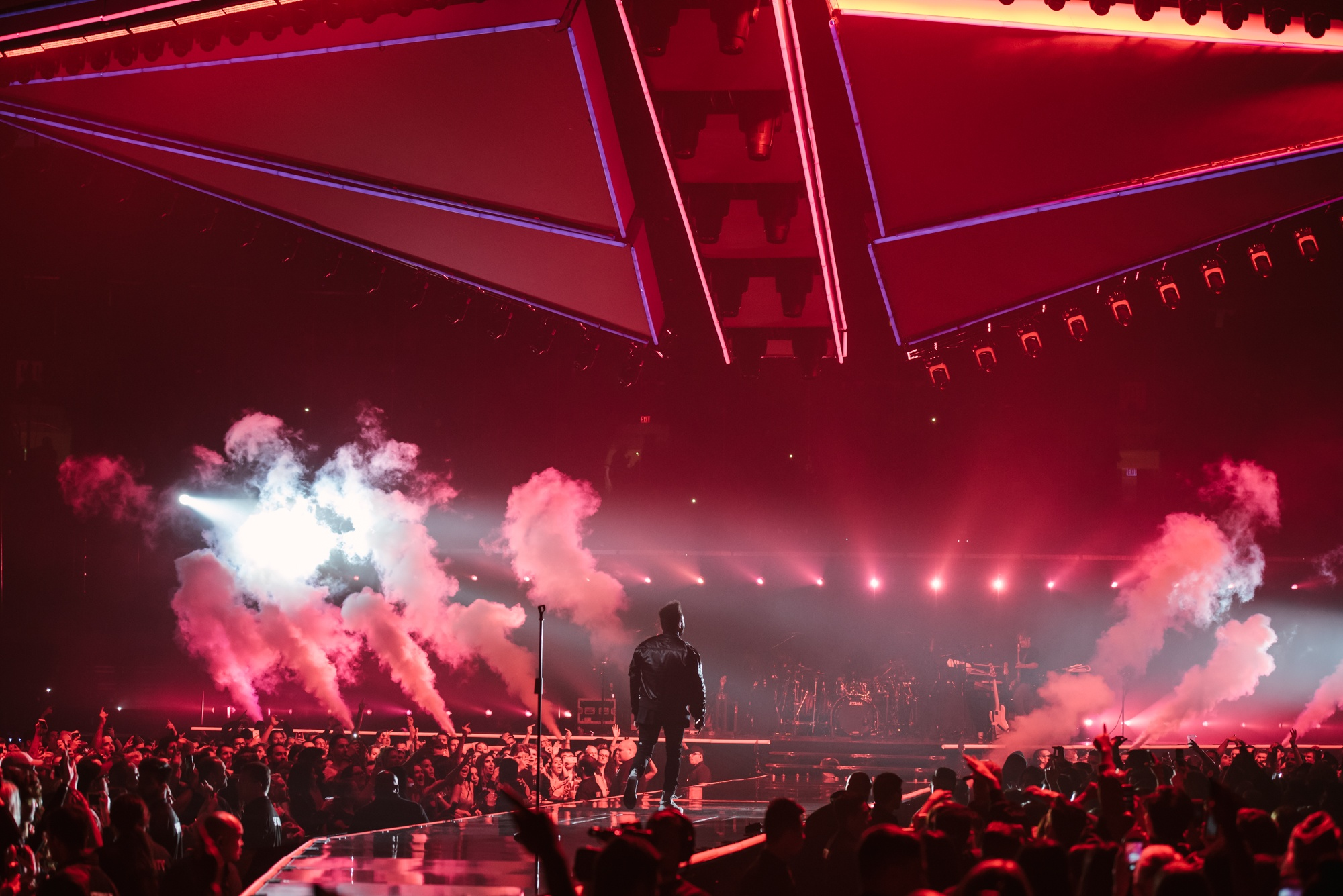 Winter Tires Quebec >> The Weeknd proves he's a Starboy with out of this world ...