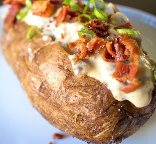 Spudz baked potato food truck