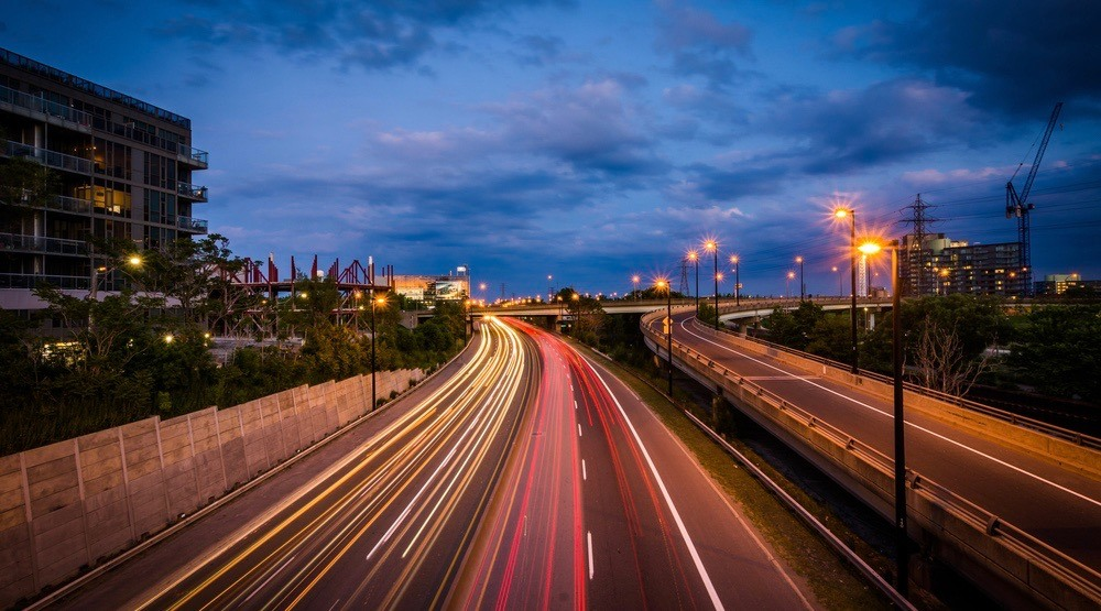 Everything that was fixed on the Don Valley Parkway while it was closed last weekend