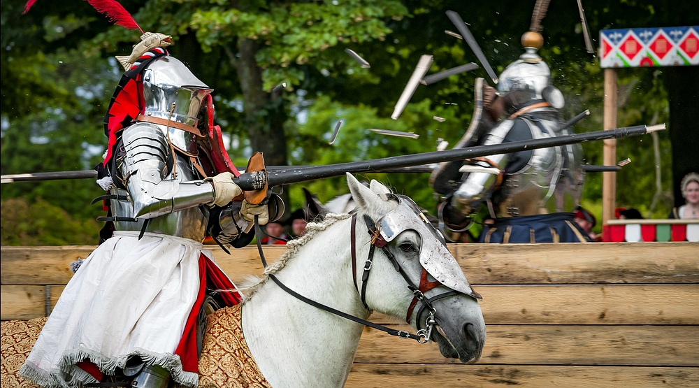 A crazy medieval fair is coming to Montreal in May