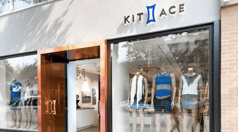 Kit and Ace closing all global stores except Canadian locations