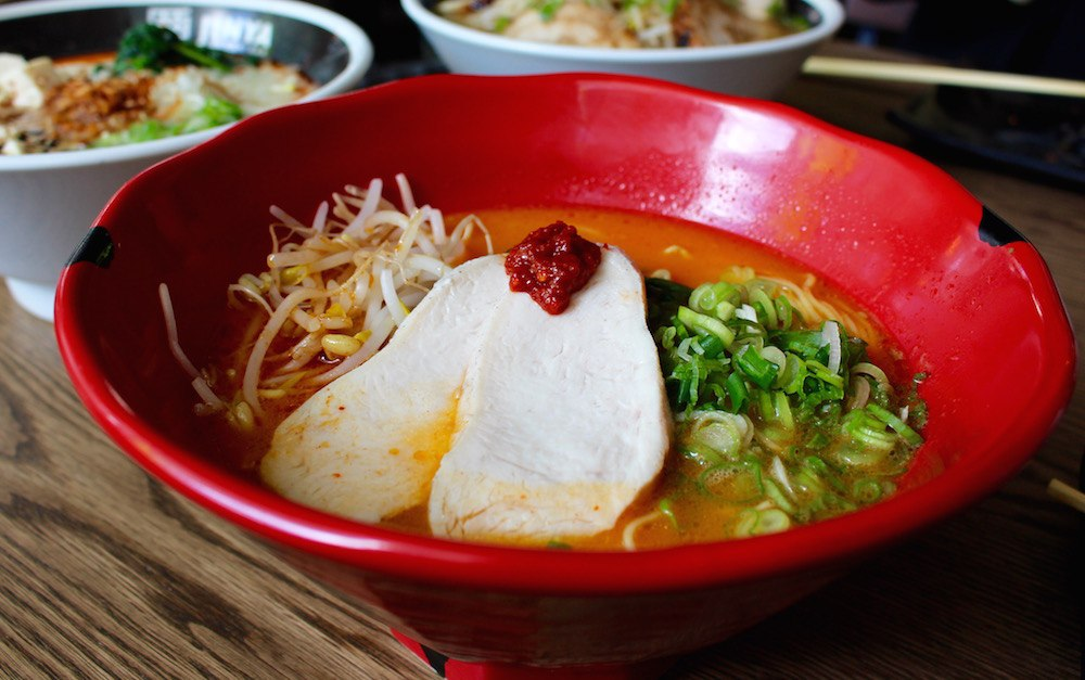Jinya Ramen Goes Big At New Downtown Vancouver Location