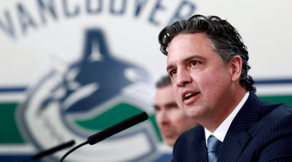 Travis green canucks press conference