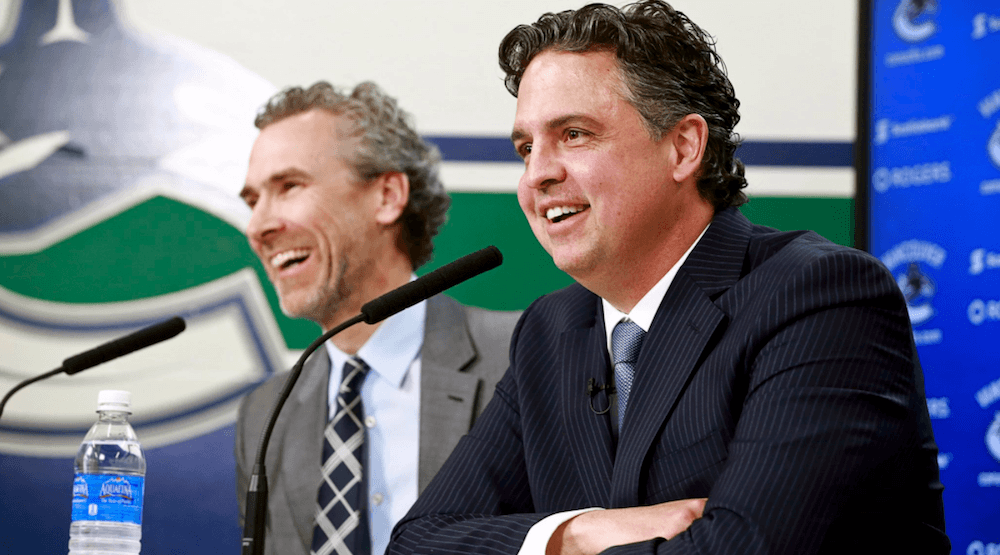 Travis green trevor linden