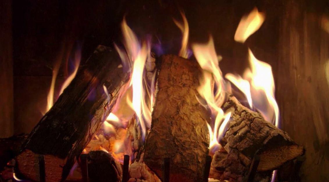 Shaw fire log shaw