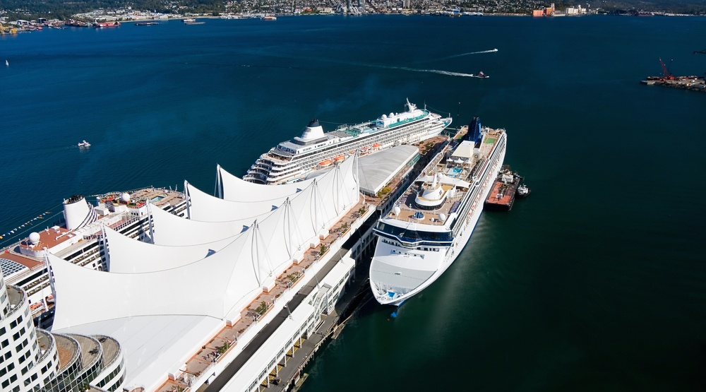 Record 15,800 cruise ship passengers at Canada Place this Saturday