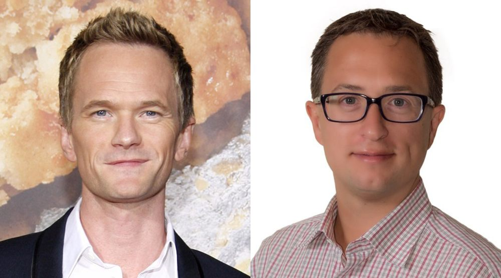 Neil patrick harris and vancouver realtor rick orford tinseltown shutterstock rick orford