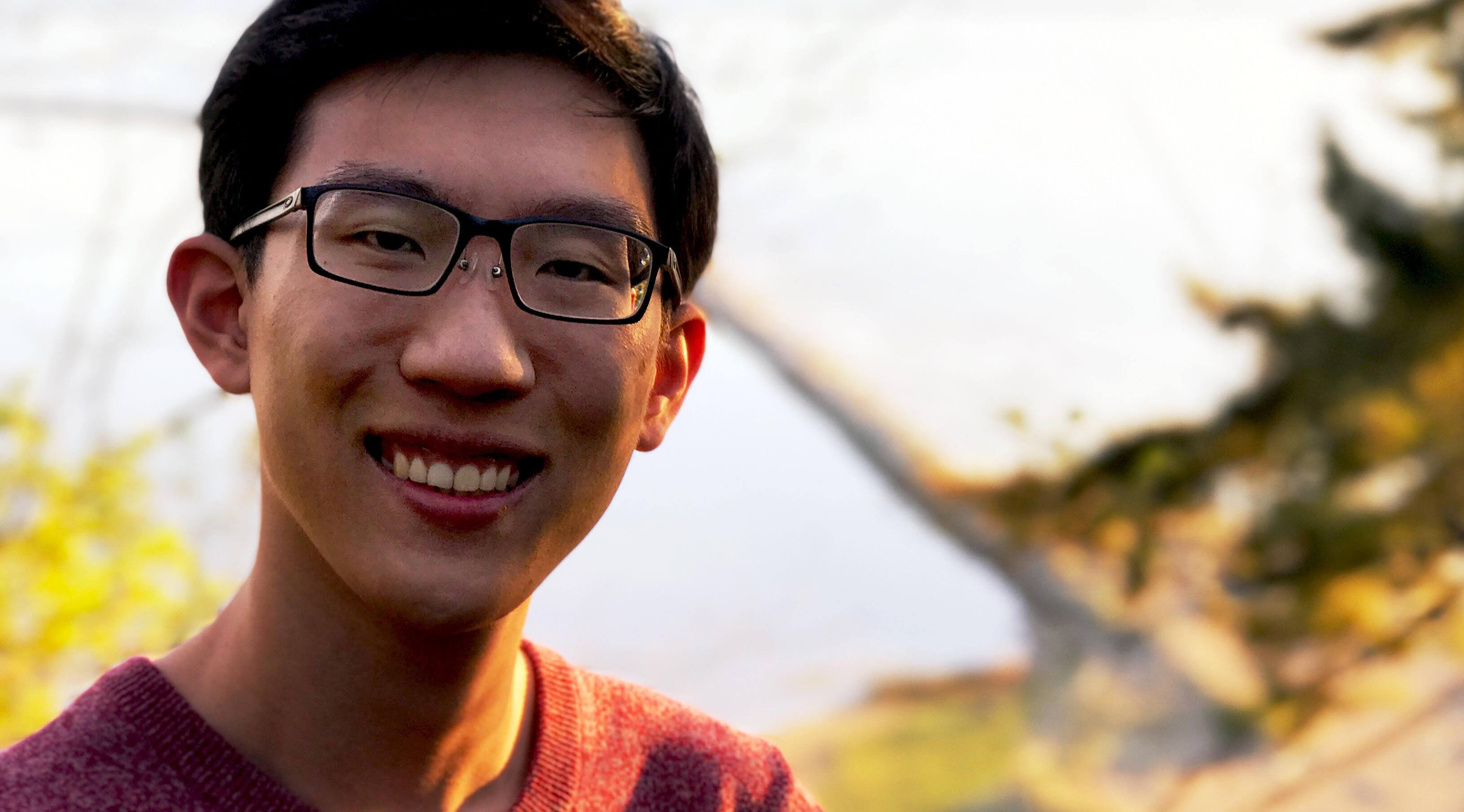 Young voter Andrew Liang (Andrew Liang)