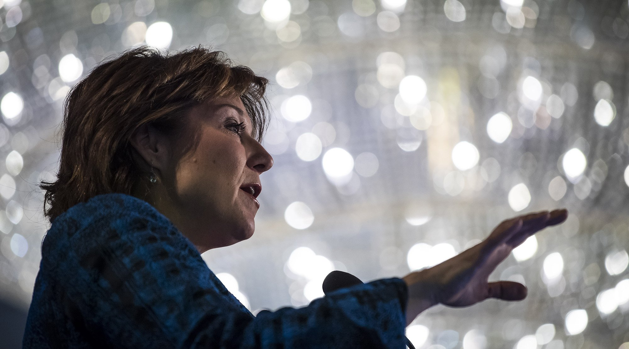Former BC premier Christy Clark calls politics a 'brutally sexist business'