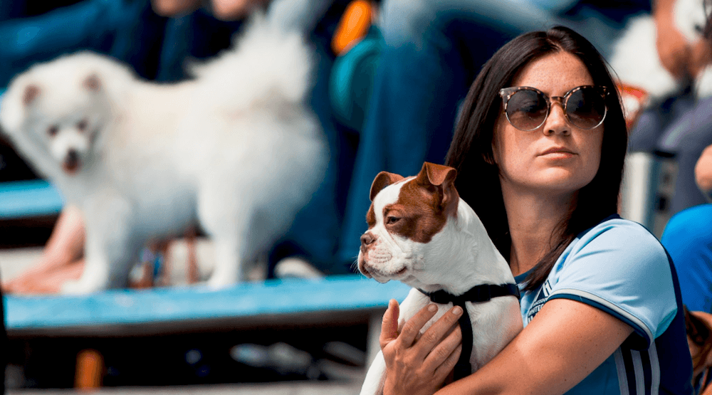 Dogs, humans to fill up UBC's Thunderbird Stadium for Whitecaps FC 2 match this Saturday