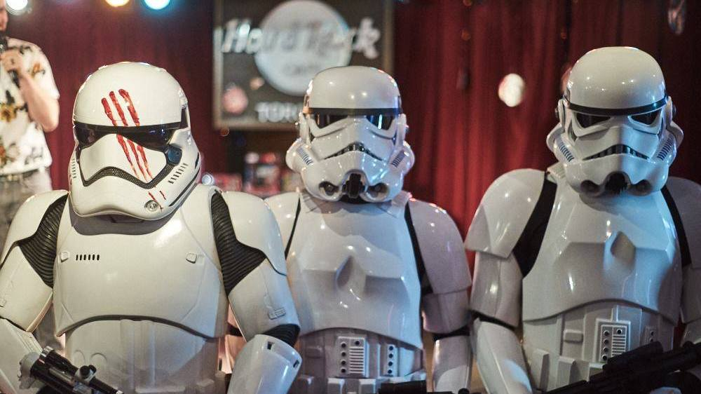 You can celebrate Star Wars Day in Toronto next week