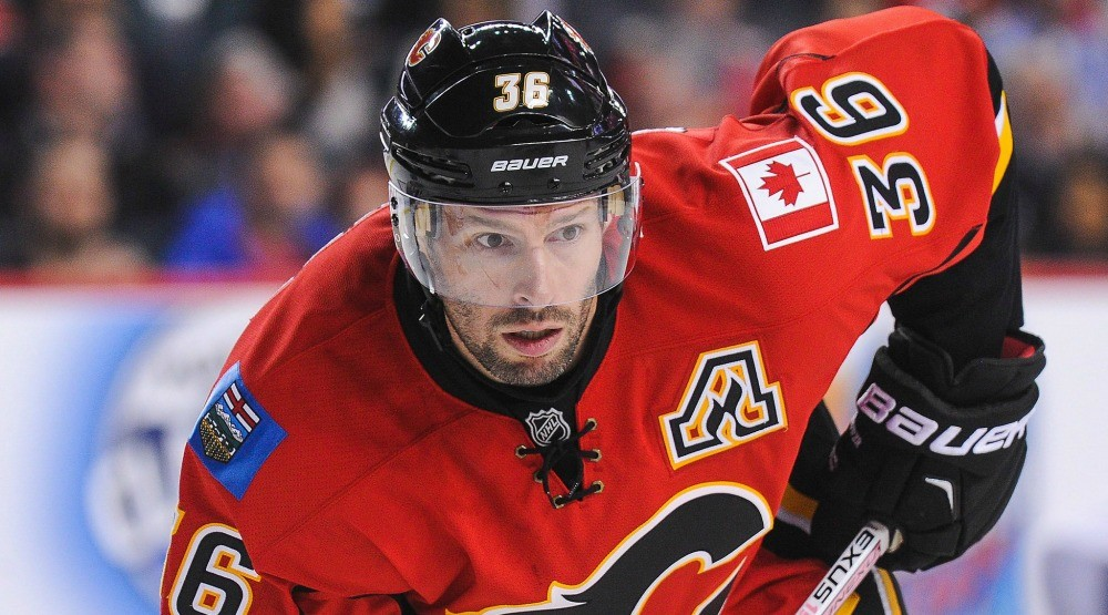 Flames leave Brouwer exposed for Vegas in expansion draft