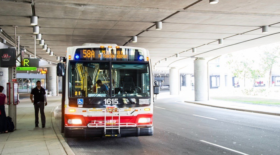 TTC pulls 153 buses off the road over safety concern