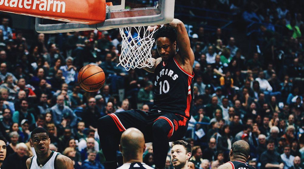 Raptors eliminate Bucks in Game 6, advance to 2nd round of NBA Playoffs