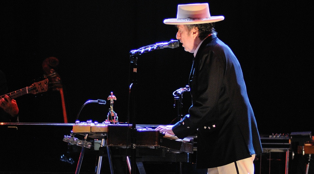 Bob Dylan is headlining the Montreal International Jazz Festival