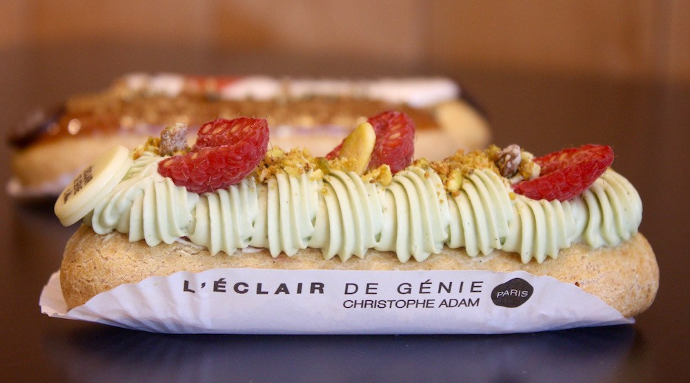 Check out the new L'Éclair de Génie patisserie on Robson before it opens tomorrow (PHOTOS)