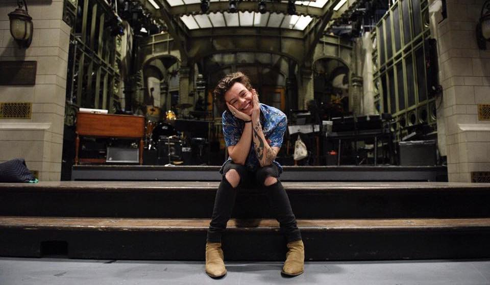 Harry Styles is coming to Toronto